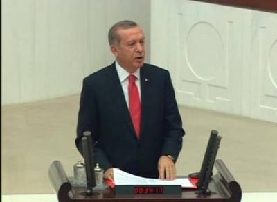 News video: Turkey Will Fight Islamic State, Wants Assad Gone - President Erdogan